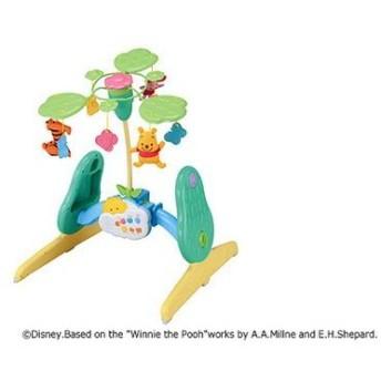 くまのプーさん えらべる回転6WAYジムにへんしんメリー ライフスタイル おもちゃ・ホビー 知育玩具・学習玩具 au WALLET Market