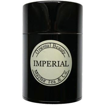 メイフェアブルーティー Oriental Beauty Imperial 極上 東方美人茶 リーフティー 黒缶○4573291703036 デリ(食品・飲料・お酒)