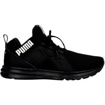 《期間限定セール開催中!》PUMA メンズ スニーカー&テニスシューズ(ローカット) ブラック 10.5 紡績繊維 / ゴム