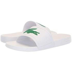 [ラコステ] レディースサンダル・靴 Fraisier 318 2 P CAW White/Green (25cm) M [並行輸入品]
