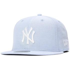 (ニューエラ) NEW ERA キャップ 59FIFTY オックスフォード MLB ニューヨークヤンキース ブルー 7 1/8 (56.8cm)