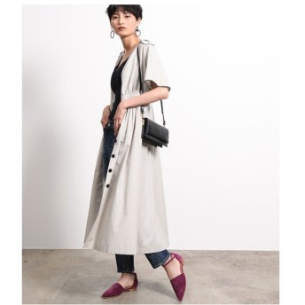 ROPE' / ロペ 【2WAY】Vネックシャツドレス