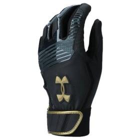 アンダーアーマー UNDER ARMOUR メンズ クリーンアップ7 グローブ 両手用 野球 バッティング手袋 バッティングローブ 両手