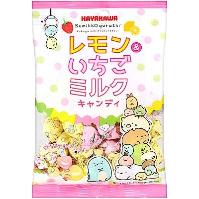 早川製果落生物糖果[檸檬&草莓牛奶風味](80g)