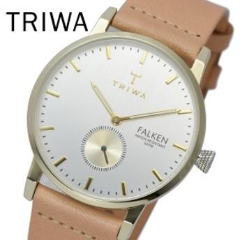 トリワ TRIWA 腕時計 ユニセックス FAST105-CL010617 BIRCH FALKEN プレゼント 贈り物 ギフト フォーマル ペアウォッチ 北欧