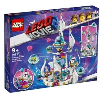 LEGO レゴ (レゴ) 70838 レゴムービー2 わがまま女王の「あんまり意地悪じゃない」スペース寺院