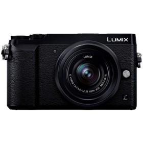【中古】Panasonic LUMIX DMC-GX7MK2K-K 標準ズームレンズキット ブラック 元箱あり