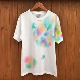 《3日以内に発送》「着ているだけで楽しくなる」スニーカー作家が作るTシャツ「Naughty」【Mサイズ】