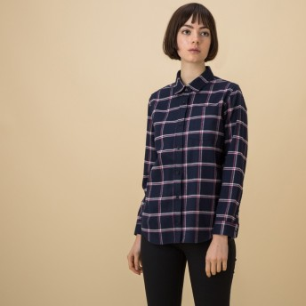 AIGLE レディース DARK NAVY (075) シャツ・ポロシャツ