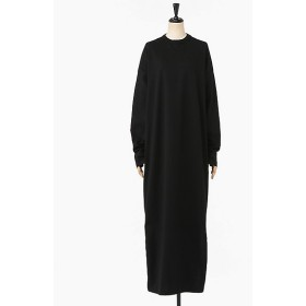 <bassike/ベイシーク> WIDE HRG LS DRESS 19BLACK 【三越・伊勢丹/公式】