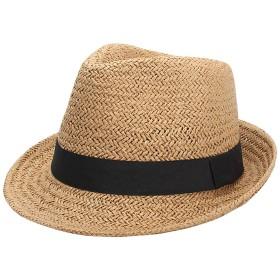 Madrugada for beach マドルガーダフォービーチ 中折れ 麦わら帽子 レディース S689