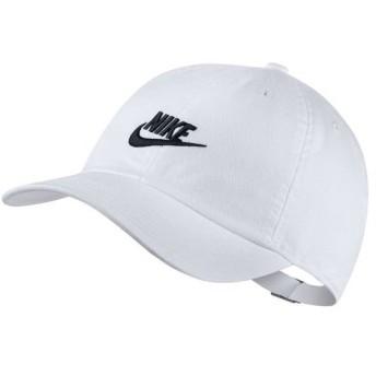ナイキ NIKE ジュニア 帽子 ナイキ YTH H86 フューチュラ キャップ AJ3651-100 ホワイト/(ブラック)