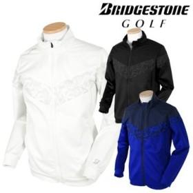 BridgestoneGolf ブリヂストンゴルフ TOUR B 秋冬ウエア 長袖前開きトレーナー KGM01B