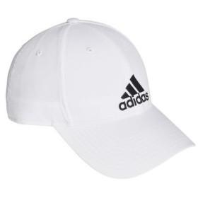 アディダス adidas メンズ レディース キャップ 帽子 ロゴキャップ EMB BXA66 BK0794 ホワイト/ホワイト/ブラック 【2019FW】