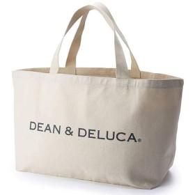 (ディーン&デルーカ)DEAN&DELUCA ビッグトートバッグ トートバッグ ディーンアンドデルーカ ベージュ ナチュラル ビッグ 大きめ 収納 ピクニック 綿 コットン 天然素材 バッグ 鞄 通勤通学 デイリー トートバッグ
