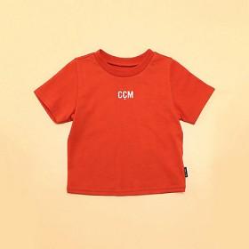 【SALE(伊勢丹)】<COMME CA ISM (ベビー&キッズ)/コムサイズム> 【キッズ・ベビーおそろいアイテム】CCM ロゴプリント Tシャツ(80・90サイズ)(2340TL35) 10 【三越・伊勢丹/公式】
