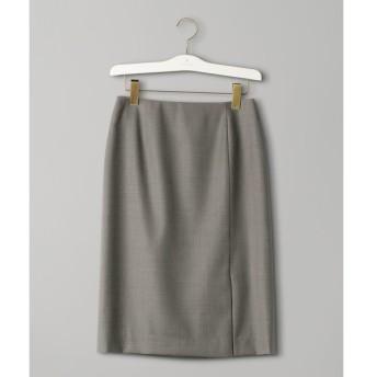 UNITED ARROWS / ユナイテッドアローズ UPCB CANONICO シャンブレー タイトスカート