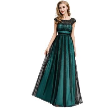 ロングドレス 演奏会 イブニングドレス ever pretty パーティードレス ブライズメイド ドレス キャバ シフォンロングドレス ウェディングドレス 結婚式 ドレス
