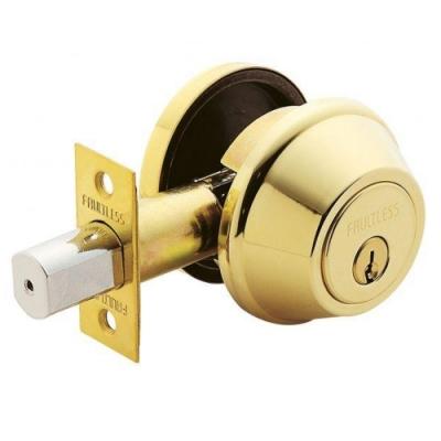 加安 D271 輔助鎖 適用 一般房門 扁平鑰匙