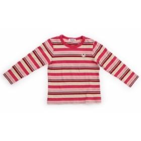 【ファミリア/familiar】Tシャツ・カットソー 110サイズ 女の子【USED子供服・ベビー服】(445004)