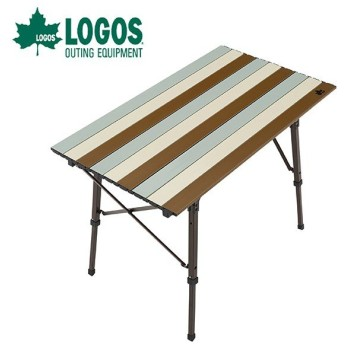 ロゴス LOGOS Life オートレッグテーブル 9050(ヴィンテージ)