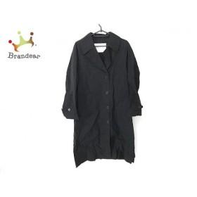 マッキントッシュ MACKINTOSH コート サイズ6 M レディース 黒 春・秋物/ロング丈 新着 20190809