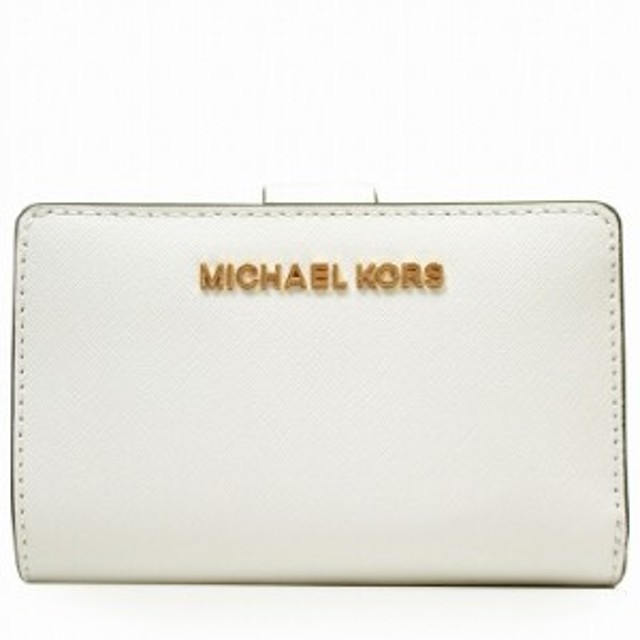 official photos 81687 c73b0 10~15日☆店内3%OFF】マイケルコース MICHAEL KORS 財布 二 ...