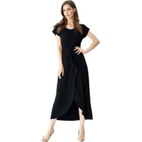 Aphratti DRESS レディース US サイズ: Medium カラー: ブラック