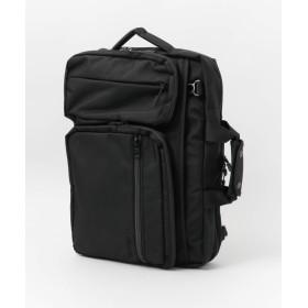 [アーバンリサーチ] リュック バックパック afecta RIJID 3WAY BAG PACK メンズ BLACK -