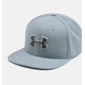 (セール)UNDER ARMOUR(アンダーアーマー)スポーツアクセサリー 帽子 19F UA MENS HUDDLE SNAPBACK 2.0 1318512 013 メンズ ONESIZE 13