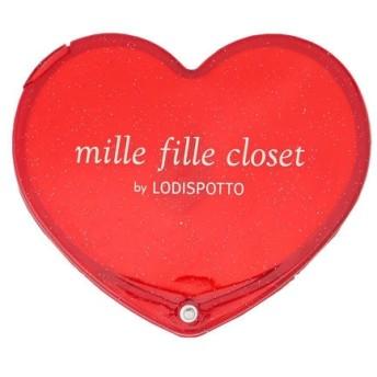 【ロディスポット/LODISPOTTO】 mille fille closet 2wayスライドミラー / mille fille closet