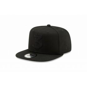 NEW ERA ニューエラ High Crown 9FIFTY Chance The Rapper チャンス・ザ・ラッパー 3 ブラック × ブラック メンズ レディース 57.7 - 61.5cm 12162349 NEWERA 帽子 キャップ