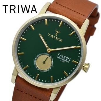 トリワ TRIWA 腕時計 ユニセックス FAST112-CL010217 PINE FALKEN プレゼント 贈り物 ギフト フォーマル ペアウォッチ 北欧