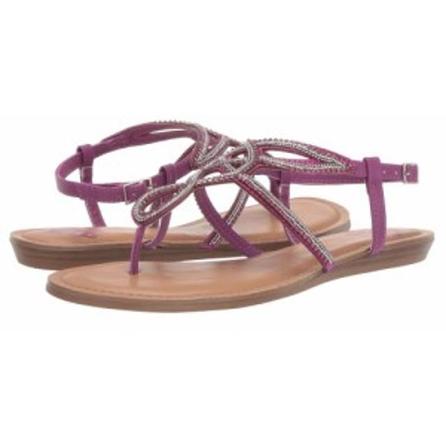 ファーガリシャス ファーギー Fergalicious レディース サンダル・ミュール シューズ・靴 Sapphire Fuchsia