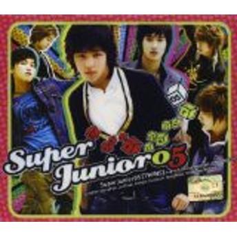 (中古)Super Junior 1集 - Super Junior 05(韓国盤) [Import] Super J(管理番号:521560)