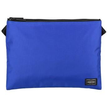 カバンのセレクション 吉田カバン ポーター ジョイン サコッシュ ショルダーバッグ PORTER 872 07647 ユニセックス ブルー 在庫 【Bag & Luggage SELECTION】