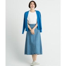 [マルイ] 【洗える】DENIM デニムスカート/自由区 S(JIYUKU S)