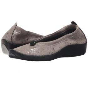 Arcopedico(アルコペディコ) レディース 女性用 シューズ 靴 フラット L14 - Silver Sparkle 41 (US Women's 9.5-10) M [並行輸入品]