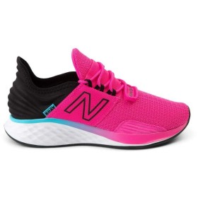 [ニューバランス] 靴・シューズ レディーススニーカー Womens Fresh Foam Roav Athletic Shoe ピンク/ブラック/ターコイズ US 10 (27cm) [並行輸入品]