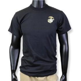 Rothco Tシャツ 半袖 ゴールドアンカー USMC Lサイズ