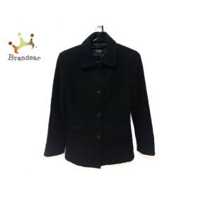 エムプルミエ M-PREMIER ジャケット サイズ38 M レディース 美品 黒 新着 20190810