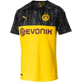 【プーマ公式通販】 プーマ ドルトムント BVB SS カップ レプリカシャツ (半袖) メンズ Cyber Yellow-Puma Black  PUMA.com