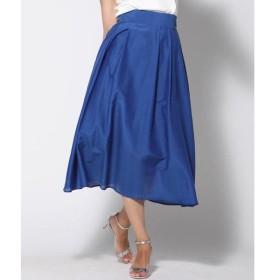 Viaggio Blu(大きいサイズ) / ビアッジョブルー(おおきいサイズ) ≪大きいサイズ≫フレアスカート