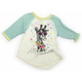 【ジャンクストア/JUNKSTORE】Tシャツ・カットソー 90サイズ 女の子【USED子供服・ベビー服】(445323)