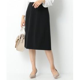 S size ONWARD(小さいサイズ) / エスサイズオンワード 【セットアップ対応】オータムセレモニーダブルクロス スカート