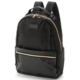 バッグ カバン 鞄 レディース リュック きれいめリュックサック カラー 「ブラック」