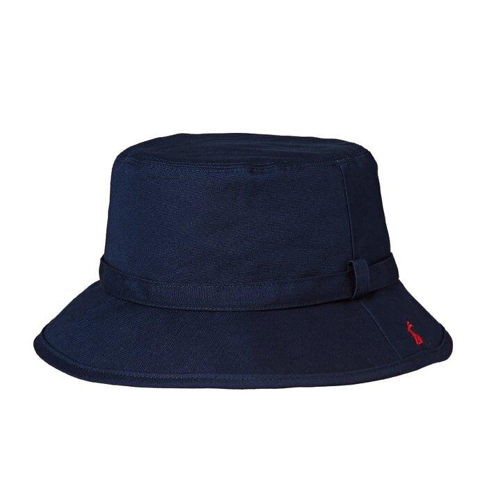 跩狗嚴選 英國代購 JOULES 旅行 防水 漁夫帽 海軍藍 遮陽帽 防水帽 情侶帽