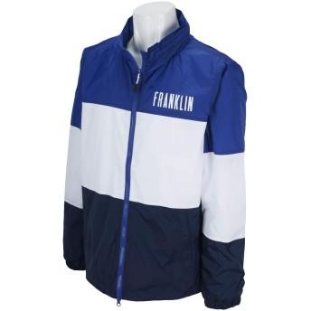 フランクリン アンド マーシャル FRANKLIN&MARSHALL アウター(ブルゾン、ウインド、ジャケット) ジャケット ブルー S
