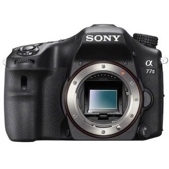【中古】SONY デジタル一眼カメラ α77 II ボディ ILCA-77M2 元箱あり