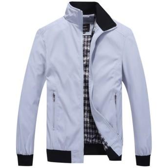 CEEN メンズ ジャケット コート 秋冬 トップス 花柄 ビジネス フライト ブルゾン おしゃれ カジュアル ジャンパー ライトアウター ゆったり ファッション